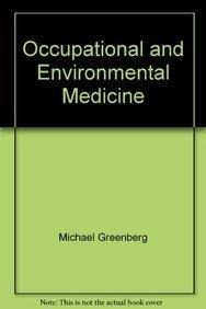 Occupational and Environmental Medicine PDF