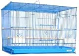 YML Small Breeding Cages Lot of 6 Blue