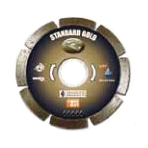 Diamond Products Core Cut 11359 8-Inch by 0.080 by 7/8-Inch Standard Gold Small Diameter Segmented Blade at Sears.com