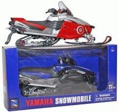 Amazon.com: Diecast Yamaha Snowmobile 1:12 Scale (1-pc Random Color