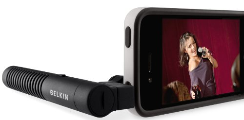Belkin LiveAction Mic für Apple iPod/iPhone 4
