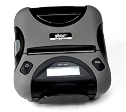 Star Mobile Printer, SM-T301i-DB50, Apple MFI Certified Portable Thermal Rugged 3\