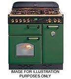 Rangemaster Classic 90 Green Cooker