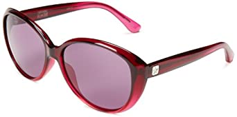 Converse Women's B001 Butterfly Sunglasses, Pink Gradient