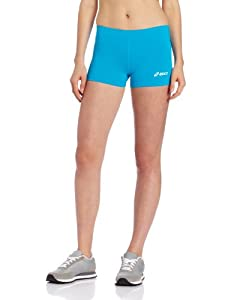 Asics Women's Low Cut Short, Small, Atomic Blue