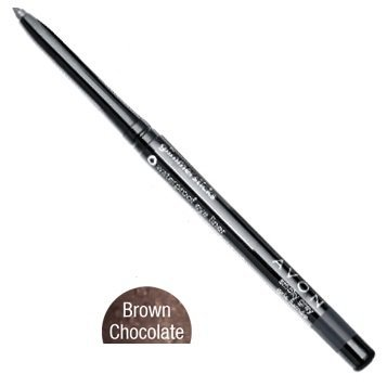 Avon Glimmersticks Waterproof Eye Liner Pencil Chocolate Brown