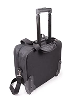 lightweight Wheeled laptop briefcase cabin bag hand luggage business Trolley case
