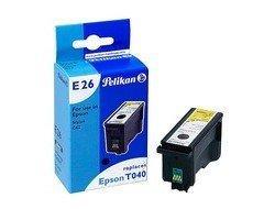 Pelikan E26 - Réservoir d'encre ( remplace Epson T040 ) - 1 x noir - 420 pages