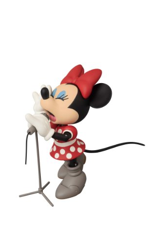 Medicom Disney x Roen Minnie Mouse Miracle Action Figure (Solo Version)