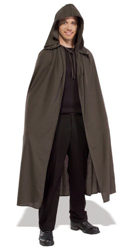 Rubie's Costume Men's Lord Of The Rings Adult Elven Brown Cloak