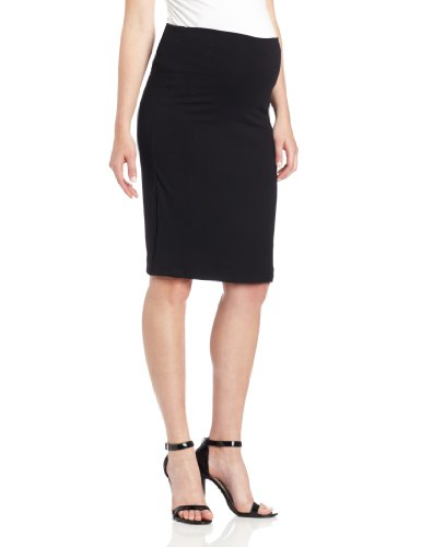 Three Seasons Maternity Women's Solid Knit Skirt