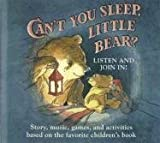 Martin Waddell Can't You Sleep, Little Bear? CD