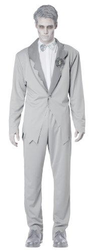 California Costumes Men's Ghostly Groom Adult
