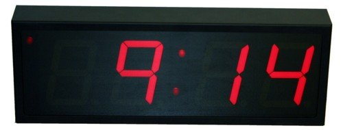 Time Machines Precision Digital POE Clock 4