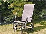Boston Bronze Single Seat Chair Glide...
