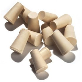 Toddy maker replacement rubber stoppers 6 for Wine cork replacement