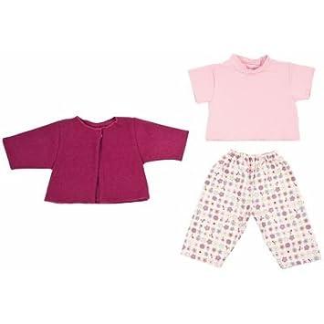 Vêtements Pour Des Poupées Filles De 60 Cm - Lot De 3