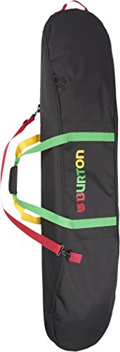 Burton Space Sack Snowboard Bag Men's Unisex Travel Luggage, Rasta