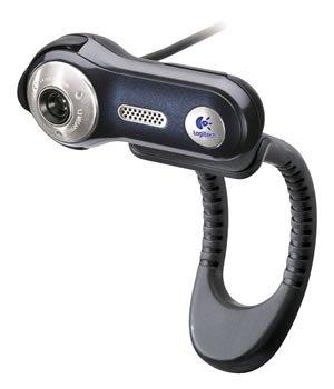 Webcam LOGITECH QUICKCAM FUSION NOIR 9614030914