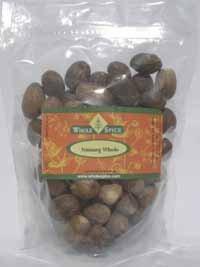 Nutmeg - Whole - 4 OZ