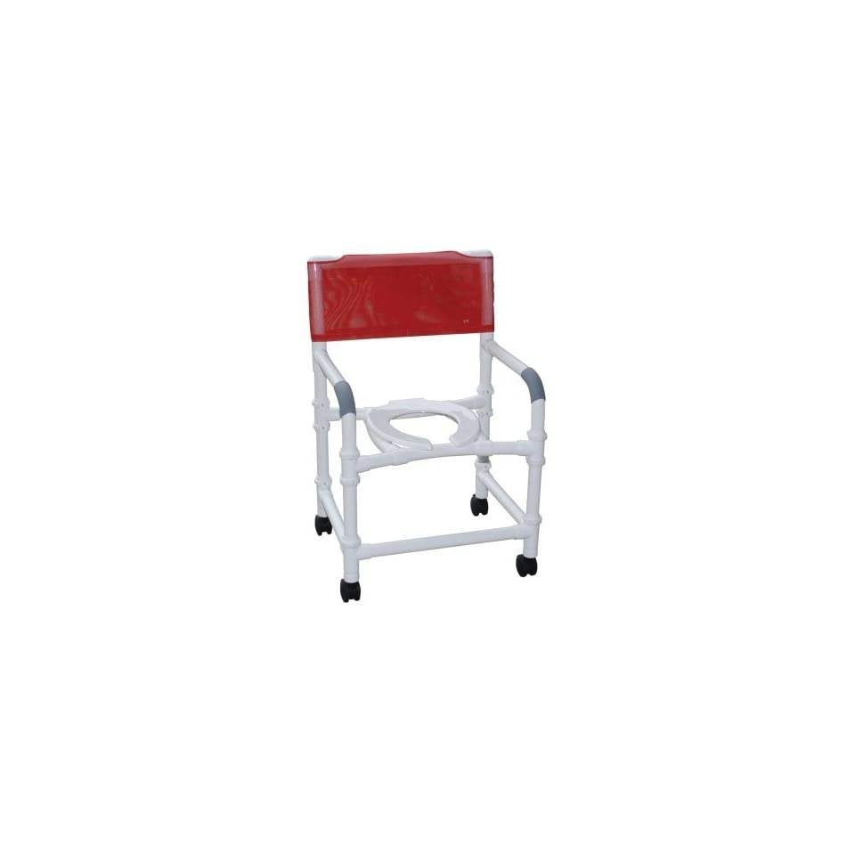 MJM International 122 3 KD Shower Chair