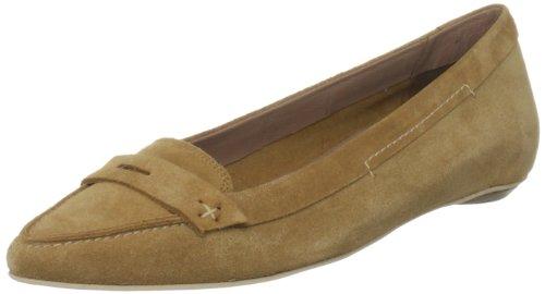 Pied A Terre Women's Giloy Camel Slingbacks Flats 0203503680001082 5 UK
