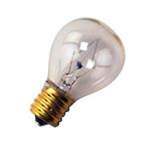 Incandescent Microwave Intermediate Base S11 40W Clear Bulb