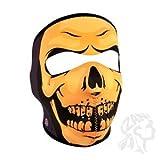 Zan Headgear Full Mask, Neoprene, Reaper WNFM085