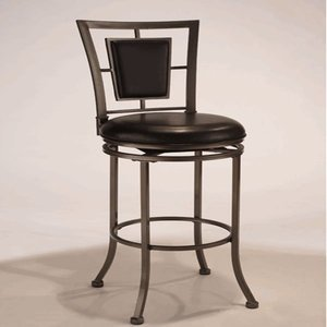 Astonishing How To Hillsdale Auckland Metal Swivel Counter Stool Caraccident5 Cool Chair Designs And Ideas Caraccident5Info