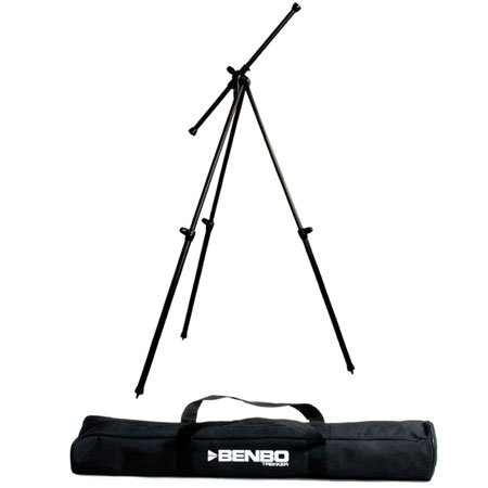 Benbo 2 Tripod Kit With Ball-And-Socket Head and Bag