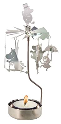House of Rym Pluto Produkter Moomin Family Rotary Candleholder by House of Rym