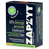 ZAPZYT Treatment Bar, 10% Benzoyl Peroxide 4 oz (113 g)