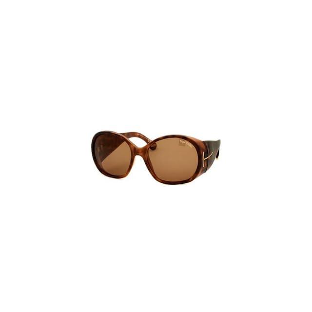 aeaebe1adbd6 Tom Ford Lara Fashion Sunglasses FT0066 O379 54 16 125 Shiny Light ...