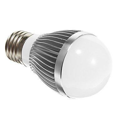 M.M E27 3W 6X5730Smd 300Lm 2700-3500K Warm White Light Led Globe Bulb(190-230V)