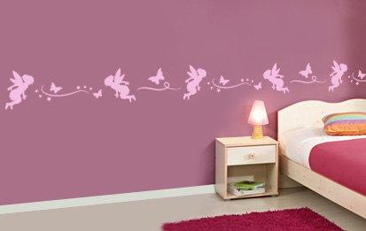 Miroir adhesif papillon pas cher for Pochoir chambre fille