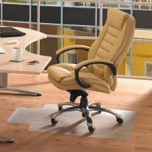 Cleartex Advantagemat PVC Chair Mat for Hard Floors Wood Tile Linoleum