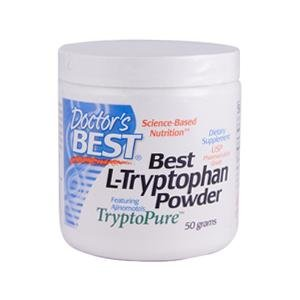 Best L-Tryptophan Powder featuring TryptoPureTM