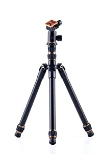 3 Legged Thing X0a TIM Evolution 2 Compact Magnesium Alloy Tripod System with AirHed 0 Ballhead - Black