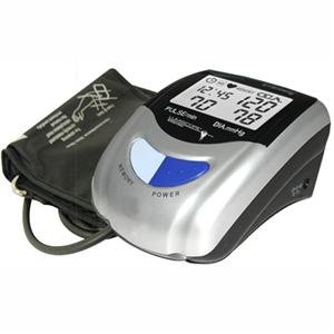 Cheap Lumiscope, Quick Read Digital BP Monitor (Catalog Category: Personal Care / Blood & Heart Monitors) (ITE-1133-DAH|1)