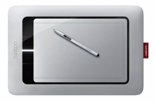 Wacom Bamboo Special Edition Pen  &  Touch - Medium
