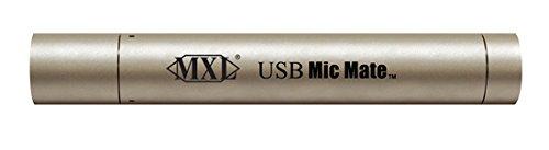 Mxl-Micmatexlr To Usb Preamp For Condenser Microphones