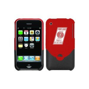 Portland Trailblazers iPhone 3G / 3GS Duo Shell