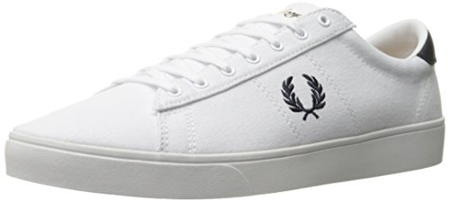 Fred Perry Spencer Canvas White 42