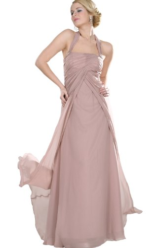 eDressit Pastel Pink Evening Dress Party Ball Gown (00103146) SZ 10