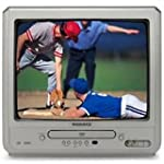 "Magnavox 13"" TV with Built-In DVD Pla..."