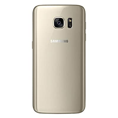 Samsung Galaxy S7 SM-G930F Smart Phone 32 GB, Gold Platinum