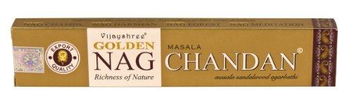 Räucherstäbchen Golden Nag Chandan, Golden Nag Chandan 15er