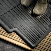 Chevrolet HHR Floor Mats Ebony - 2006 acura tl floor mats