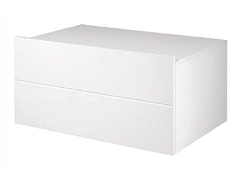 Tiger Items Waschtischunterschrank weiß 70x35x45,3 cm, 590550100