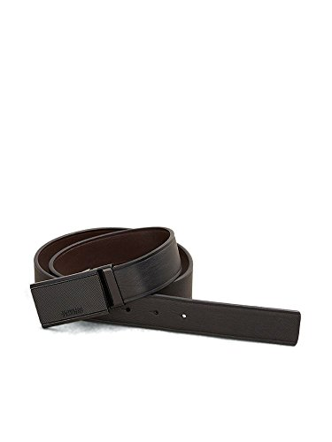 kenneth-cole-reaction-mens-reversible-belt-with-heatcrease-and-matte-black-plaque-buckle-black-brown